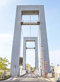 Nuovi orari d'apertura per Ponte 2 Giugno e passerella pedonale