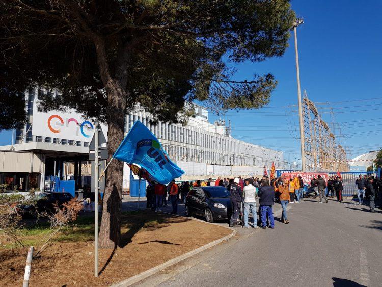 Vertenza Enel: sindacati in Regione