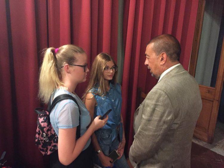 """Termovalorizzatore, Giorgia Pusceddu: """"Basta lo diciamo anche noi giovani"""""""