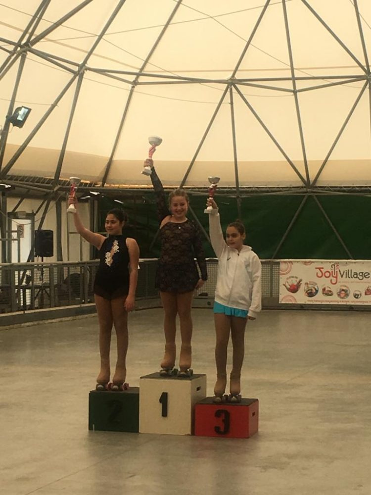 Cv Skating super al ''Trofeo Città di Fiumicino''