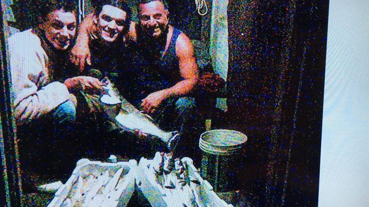 Franco Conte racconta i pescatori di Ladispoli