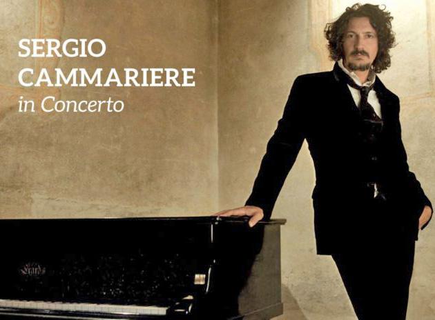 Alla Necropoli della Banditaccia Sergio Cammariere in concerto
