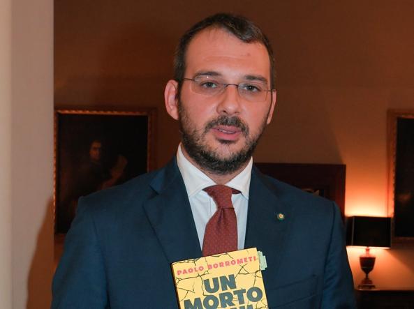 A Paolo Borrometi il premio ''Libera informazione''