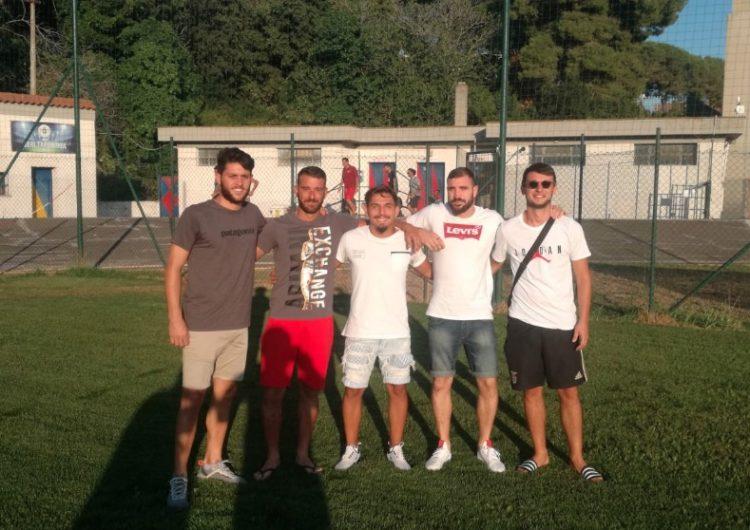 Tarquinia Calcio, tanto entusiasmo e voglia di ricominciare