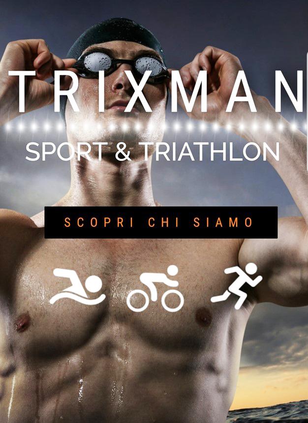 È il giorno del Trixman