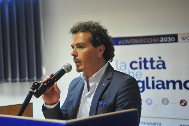 L'avvocato Francesco Serpa si candida al consiglio comunale con FdI