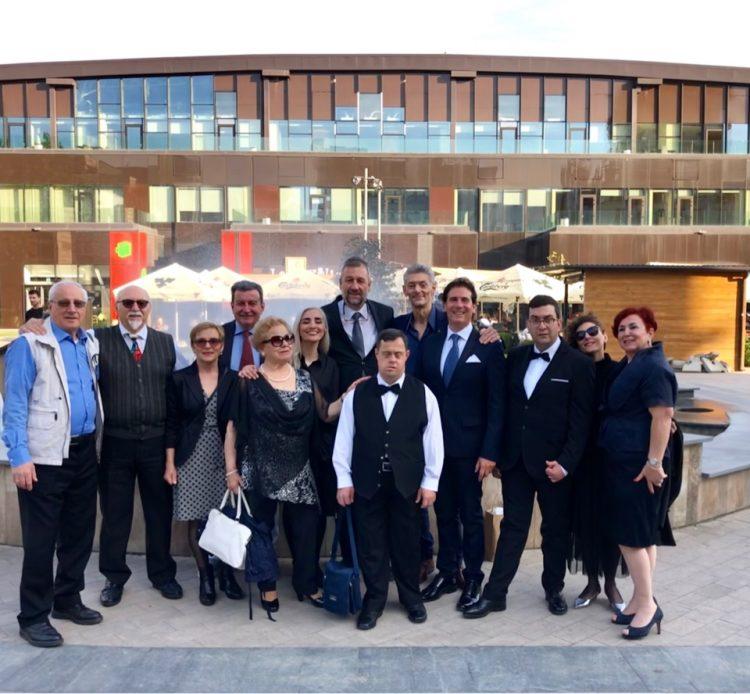 Ladispoli all'Euroinvent in Romania rappresentata dall'Associazione Culturale Euterpe