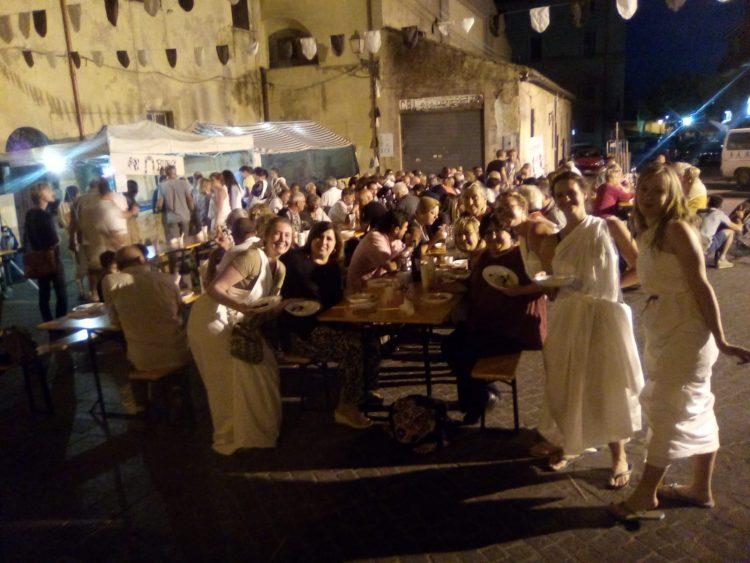 Un viaggio culinario nella Roma antica