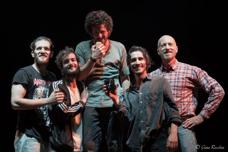 Traiano, sul palco ''I ragazzi del cavalcavia''