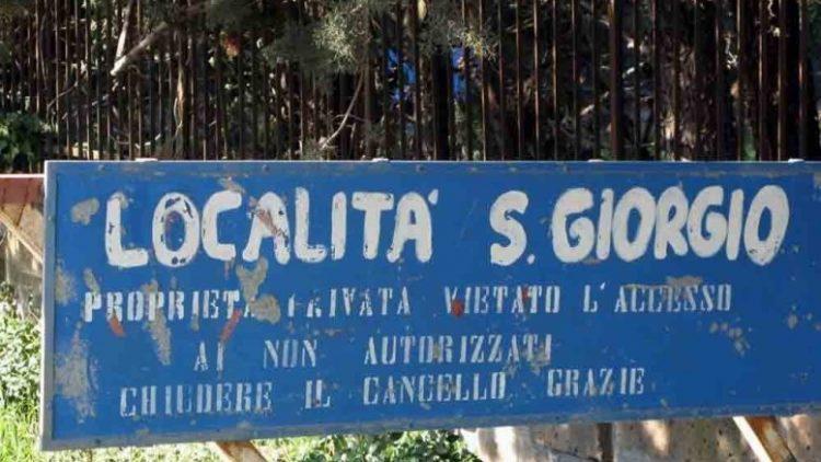 San Giorgio. ''Basta con la guerra tra poveri''
