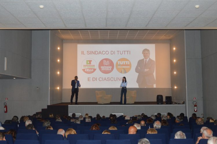 Amministrative Tarquinia, Celli: ''Una sfida difficile ma possibile''