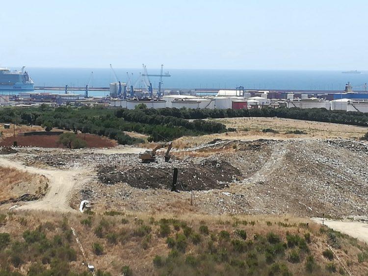 Fosso Crepacuore, autorizzate altre 25mila tonnellate di rifiuti