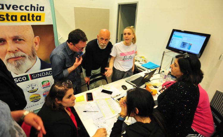 Civitavecchia: Tedesco al ballottaggio per 294 voti