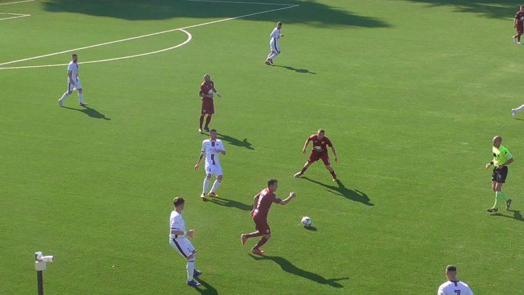Ladispoli, altro pareggio: con la Lupa Roma è 1-1