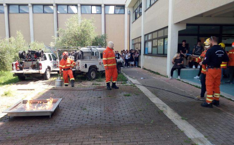 Volontari Prociv: appuntamento finale con i corsi nelle scuole
