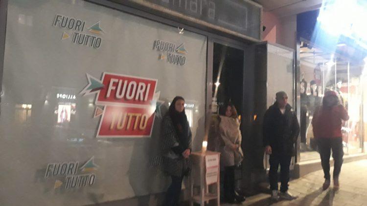Saracinesche giù per Marco Vannini
