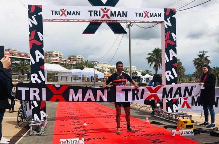 Trixman conquista la città