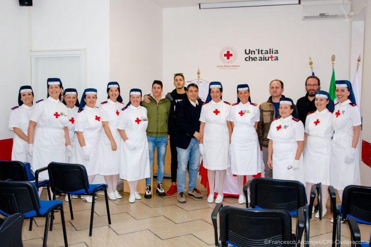Crocerossine, quattro nuove infermiere a Civitavecchia