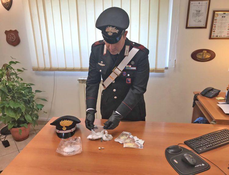 Cerveteri, pusher arrestato dai Carabinieri
