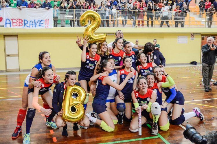 Margutta, esordio con il Volleyrò