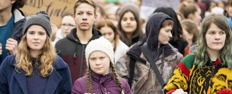 ''Global strike for future'', una delegazione collinare alla manifestazione a Roma