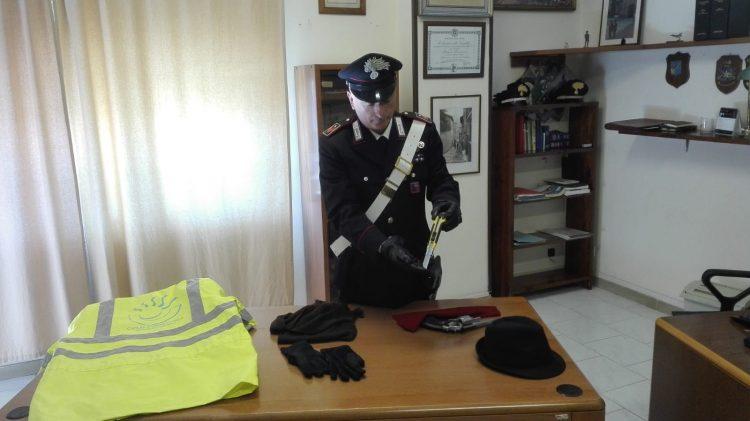 Rapinatori seriali nella rete dei Carabinieri