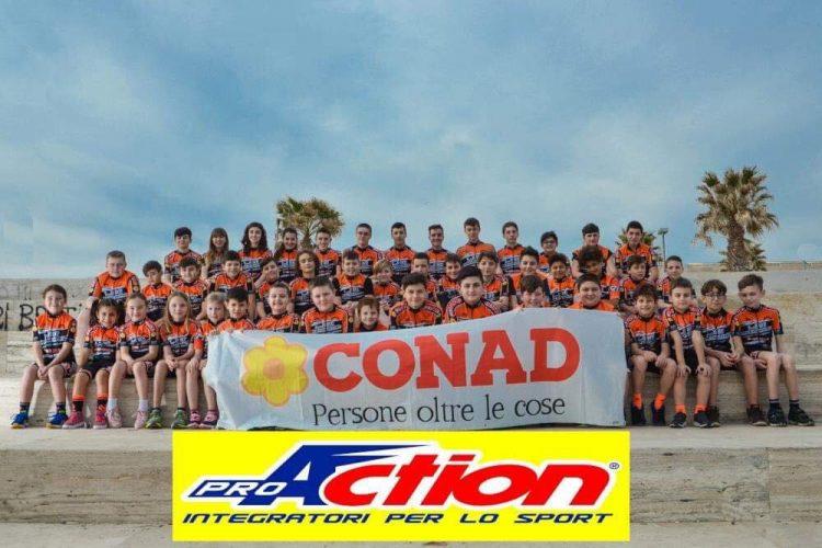 Team Bike Race Mountain, presentazione coi fiocchi