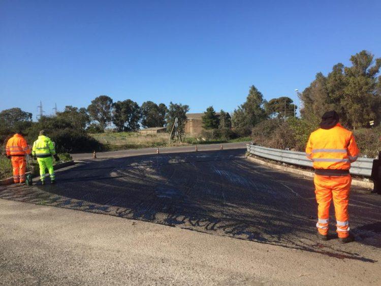 Manutenzione stradale: iniziati i lavori anche a via Fontanatetta
