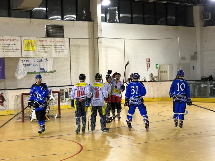 Snipers TecnoAlt annientati dal Vicenza: in Veneto non c'è stata partita