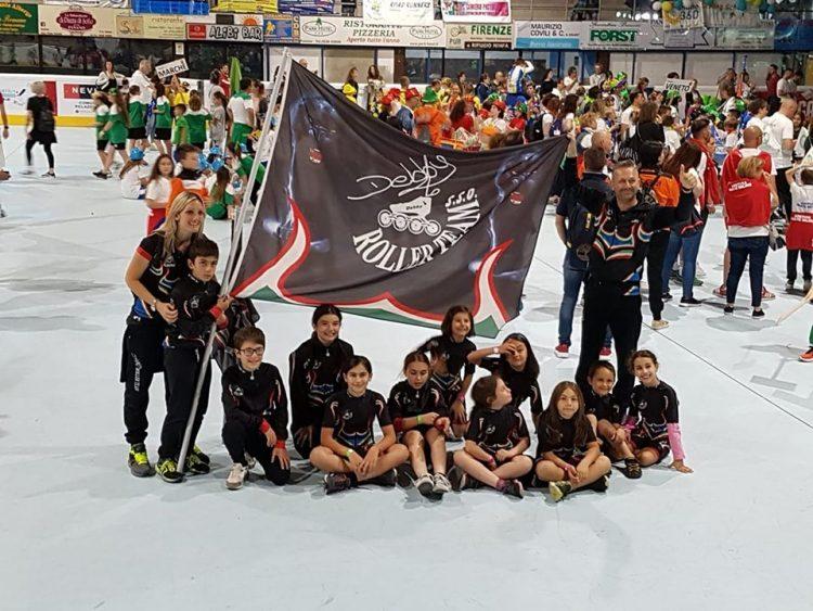 Debby Roller Team ai Giochi Nazionali per Società B. Tiezzi