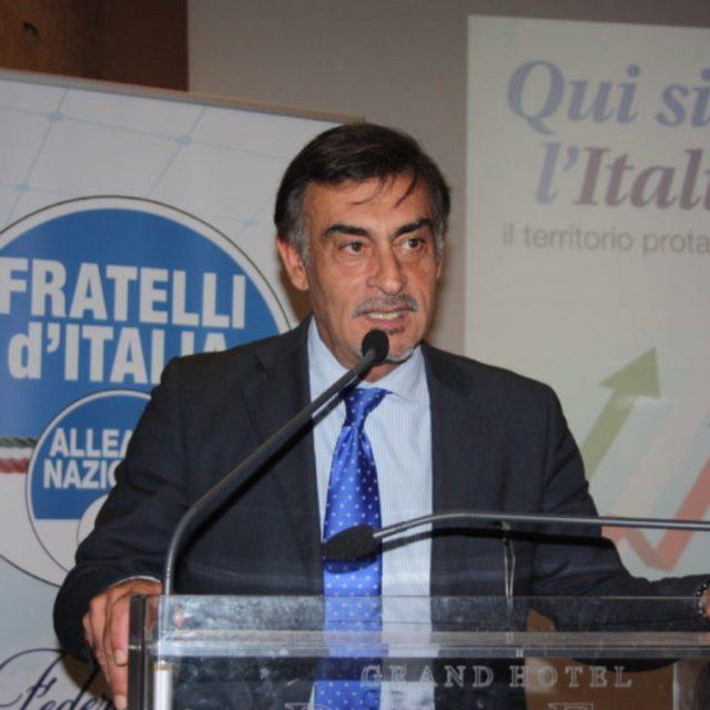 L'onorevole Silvestroni sposa la linea locale di FdI