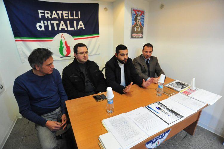 Tia 2012, FdI: ''Intervenga la  magistratura''
