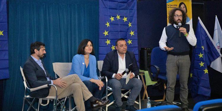 ''Il vero voto utile è per +Europa / Italia in Comune''