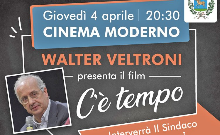 Walter Veltroni a Cerveteri