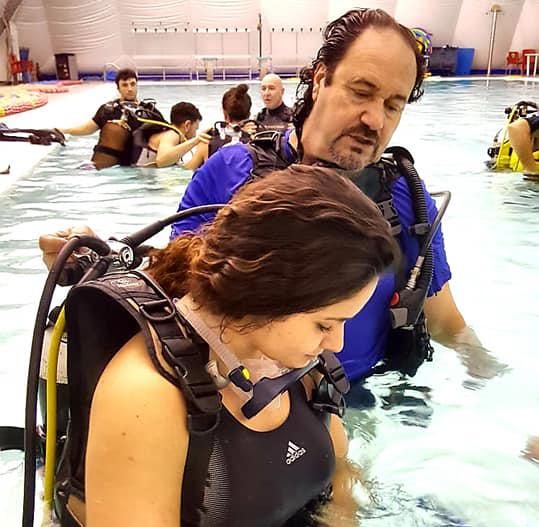 Terza lezione del corso di patente nautica per i volontari Prociv