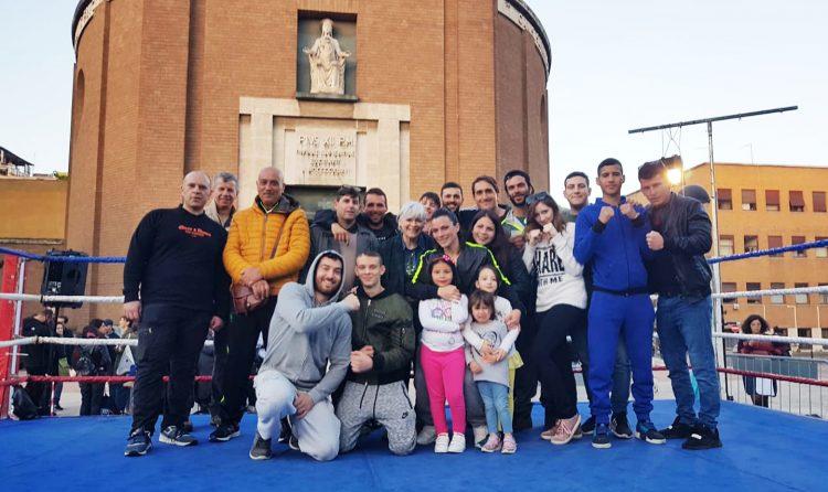 Anna Lisa Brozzi e Alessandro De Vito conquistano Roma