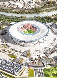 """Stadio della Roma a Fiumicino, Severini: """"È una possibilità di crescita concreta"""""""