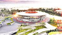 Stadio della Roma, l'ipotesi Fiumicino