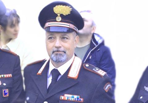 Trasferito il luogotenente Cologgi: comanderà la stazione di Ostia