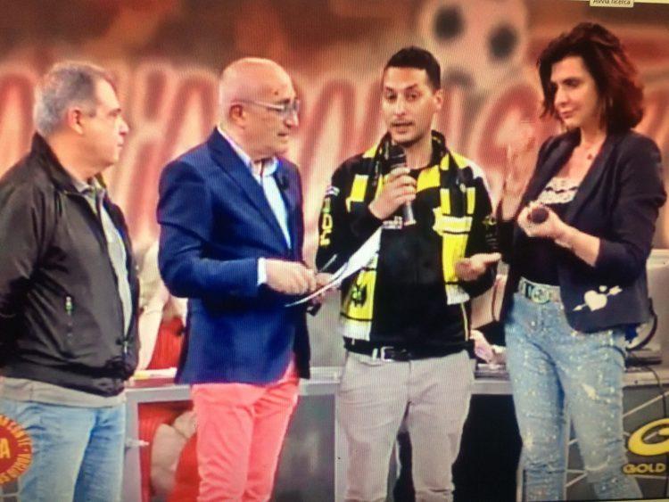 Borgo San Martino a Gold Tv per parlare di sport e solidarietà
