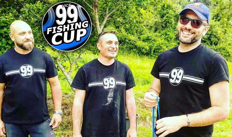 La 2^ Fishing Cup se l'aggiudica Lorenzo Gridan