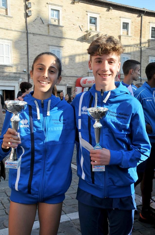 Trofeo Croce Santa: Dolci e Pontani trascinano il Lazio alla vittoria