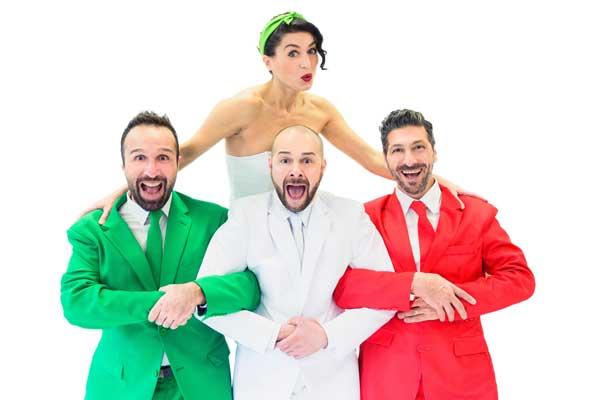 Traiano, sul palco ''La storia d'Itaglia''