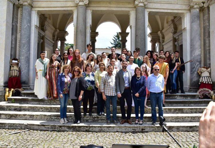 Successo di De Angelis al Museo di Villa Giulia
