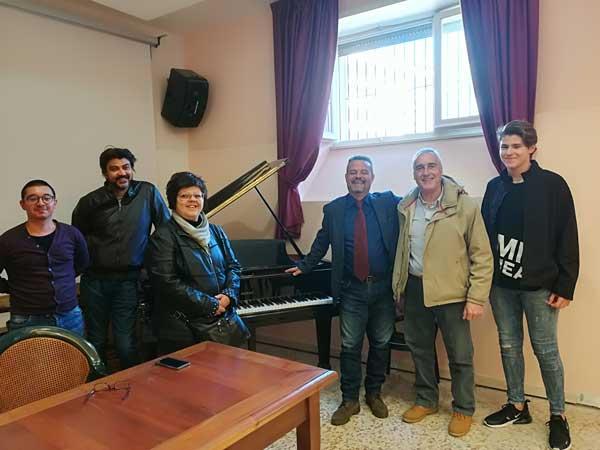 Nasce la banda musicale ''Città di Civitavecchia''