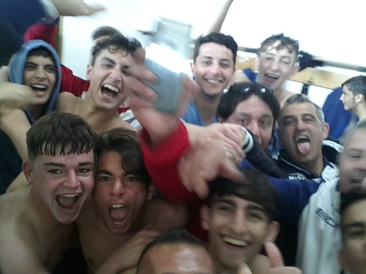 Fusini-gol, l'Under 17 a tre punti dal sogno Elite