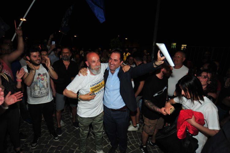 Ernesto Tedesco è il nuovo sindaco di Civitavecchia