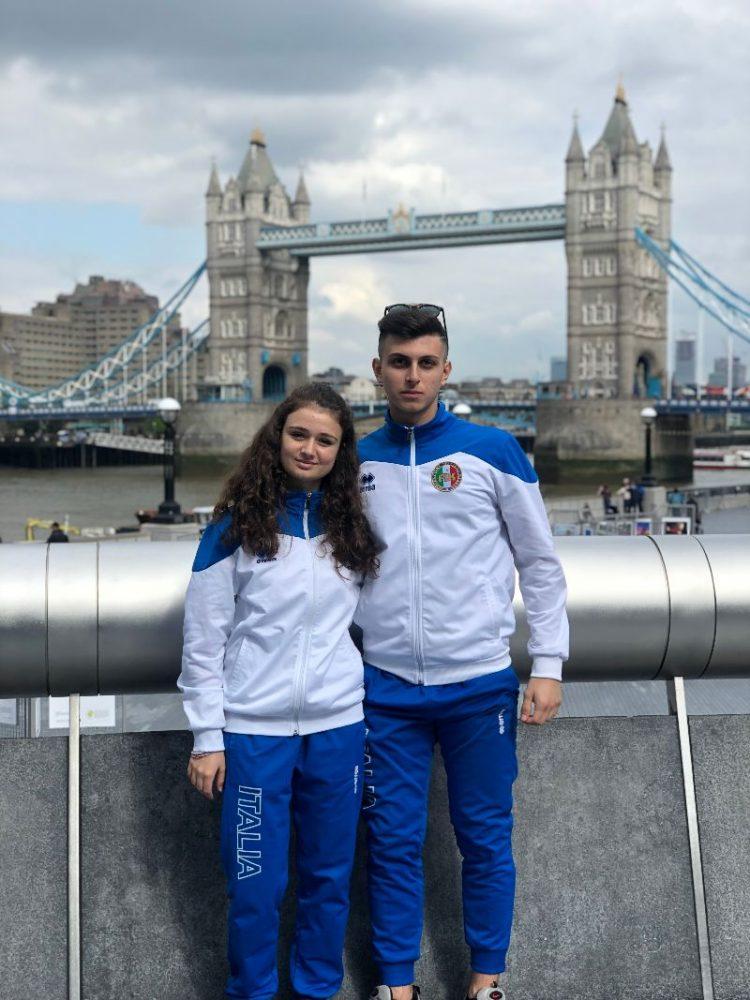 England Open: Coluzzi e De Rosa centrano il bronzo