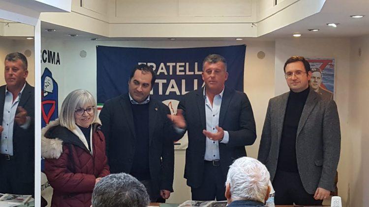 Mafalda Molinari e Raul Di Gennaro nella toponomastica cittadina