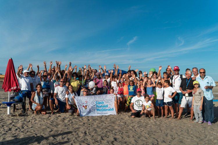 Etruria in Vela a tutta solidarietà